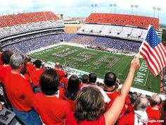First Texas Aggie football game after September 11th...it was amazing.