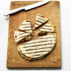 Adobo-marinated Chicken Quesadilla | Martha Stewart