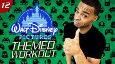 35 Min. Disney Themed HIIT Workout | Geek HIIT #12 Disney Movie Workouts, Disney Workout, Disney Movies, Disney World Trip, Disney Trips, Walt Disney Pictures, Stay Fit, Hiit, Movie Tv