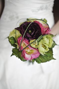 Bouquet. Photo by Saleina Marie Photography.