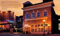 Crush Wine House   Annapolis, MD Winebar