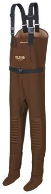 RedHead Classic Series II Brown Neoprene Stocking-Foot Waterproof Waders - Tall - Medium Long Tall