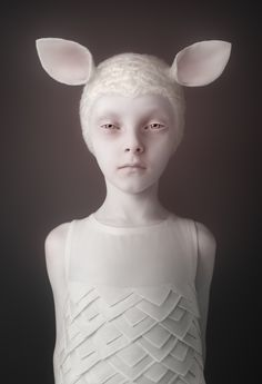 Oleg Dou---Slightly eerie but also amazing detail and lighting.