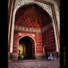Taj Mahal Interior   violetas: EL TAJ MAHAL- MARAVILLA DEL MUNDO.
