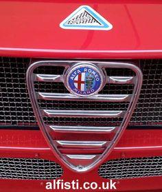 1972 Alfa Romeo GTA Junior nose