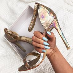 nails, shoes, and fashion resmi