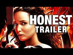 It Was Only a Matter of Time Until They Did an Honest Trailer for 'The Hunger Games: Catching Fire'