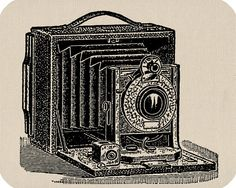 *The Graphics Fairy LLC*: Antique Pictures - Camera, Stereoscope, Ear Trumpet Vintage Ephemera, Clip Art Vintage, Images Vintage, Vintage Drawing, Vintage Cups, Vintage Graphic, Vintage Prints, Vintage Decor, Graphics Fairy