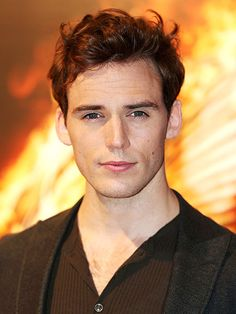 Sam Claflin ~ Finnick in Catching Fire