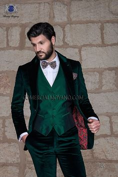 153 best suit selection images man fashion, suits, indian clothes  italian bespoke green velvet 100% cotton fabric, style 1156 ottavio nuccio gala, 2015