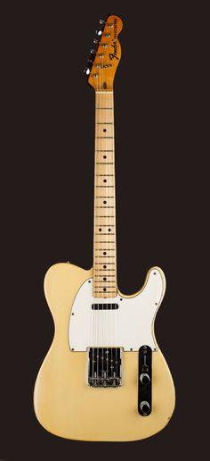 1973 Fender Telecaster #vintageguitars