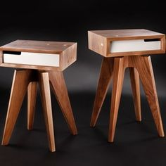 Love this from @custommade - http://www.custommade.com/side-tables/by/jorybrigham/