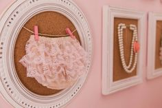 Alessandra's Pink Vintage Baby Shower - Project Nursery