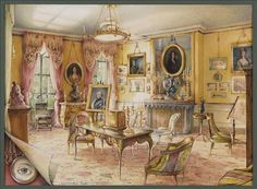 1000 images about indiana george sand on pinterest - Musee de la vie romantique salon de the ...