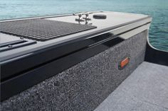 Tracker Targa 18 WT 2013 VERSATRACK® accessory-mounting channels allow you to customize your boat to your every need. Aluminum Fishing Boats, Tracker Boats, Boat Fashion, Charter Boat, Jon Boat, Bass Boat, Boat Accessories, Boating