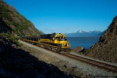 International Date Line. Flight from Kamchatka to Alaska over the Pacific Ocean. - Gelio (Степанов Слава)