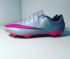 the latest b227c 9bd52 Nike Mercurial Vapor FG Wolf Gray. SP Cleats · Nike Soccer Cleats