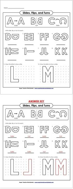 Super Teacher Worksheets Maths