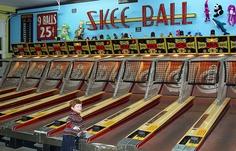 Skee Ball at the Fun Plaza Myrtle Beach South Carolina War Photography, Aerial Photography, Street Photography, Myrtle Beach South Carolina, North Myrtle Beach, Mytle Beach, Beach Pictures, Cool Pictures, Skee Ball