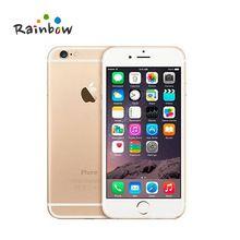 "Unlocked Original iPhone 6 Mobile Phone 16GB/64GB 4.7"" IPS IOS 8 Dual Core 8MP 1080P WIFI 4G LTE Cell Phone(China (Mainland))"
