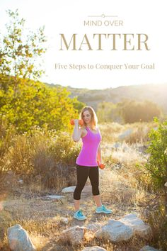 5 Steps to develop the willpower to conquer your goal