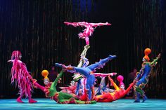 Happy Throwback Thursday once again! This week, it's 1984 we're featuring - the year that Cirque du Soleil was founded! Cirque du Soleil is a Canadian entertainment company and the largest theatrical producer in the world. Based in&nbsp Expo Milano 2015, Expo 2015, Disney Springs, Kingston, Cirque Du Soleil Varekai, Art Du Cirque, Eiko Ishioka, Amway Center, Theater Tickets
