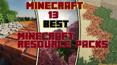 13 Best Minecraft Resource Packs everyone should know #Minecraft #Games #Gaming #Programming #Review #Tutorial Minecraft Funny Moments, Funny Minecraft Videos, Minecraft Survival, Minecraft Games, Minecraft Mods, Minecraft Challenges, New Mods, Texture Packs, Packing