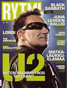 Bono (14/10/2010)