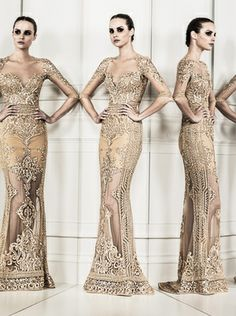 Zuhair Murad Ready To Wear Spring Summer 2014 Paris - NOWFASHION