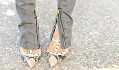 Refined Style ~ Valentino shoes