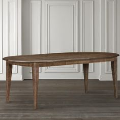 """44"""" Oval Table can get 2 18"""" leaves for it"""