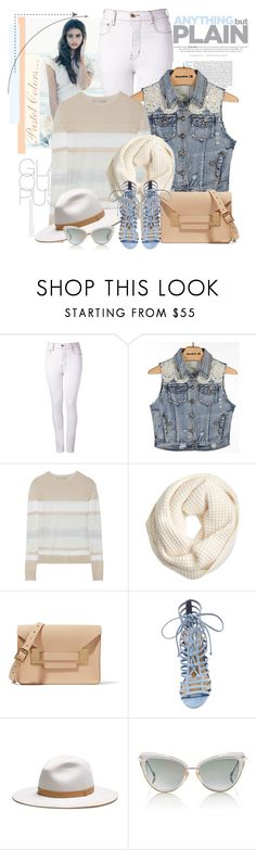 """""""Sem título #2507"""" by bellerodrigues ❤ liked on Polyvore featuring Amapô, White Crow, Jason Wu, J.Crew, Sophie Hulme, Steve Madden, rag & bone and Dita"""