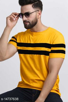 Tshirts mens tshirt Fabric: Cotton Sleeve Length: Short Sleeves Pattern: Solid Multipack: 1 Sizes: S (Chest Size: 36 in, Length Size: 27 in)  XL (Chest Size: 42 in, Length Size: 28.5 in)  L (Chest Size: 40 in, Length Size: 28 in)  M (Chest Size: 38 in, Length Size: 27.5 in)  XXL (Chest Size: 44 in, Length Size: 29 in)  Country of Origin: India Sizes Available: S, M, L, XL, XXL   Catalog Rating: ★4 (509)  Catalog Name: Fancy Latest Men Tshirts CatalogID_2925397 C70-SC1205 Code: 192-14737638-156