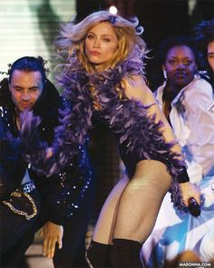 2006....my favorite tour: Confessions on a dance floor
