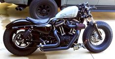 Harley-Davison 2011 Forty-Eight Sportster XL1200X