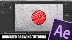 During this tutorial I show you how to create an animated drawing in After Effects. My Website: http://joebarlow.webs.com Twitter: https://twitter.com/Goat93man