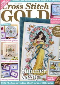 Gallery.ru / Фото #1 - Cross Stitch Gold 85 - Los-ku-tik