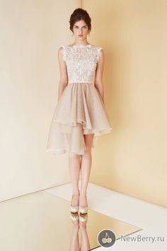 Dilek Hanif Lace dress