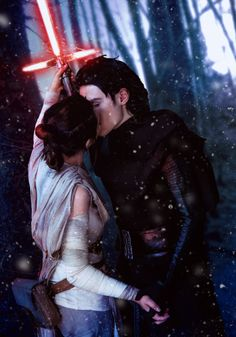 reylo cosplay by AICOSU- wow! Cosplayers like this continually amaze me