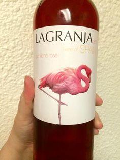 LAGRANJA Garnacha Rosé: Perfect pink wine at a budget price!