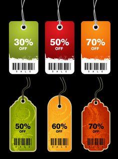 sale tag #design