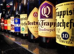 Trappist Beers.