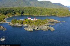 Nootka lighthouse [1958 - Nootka Island, Vancouver Island, British Columbia, Canada]