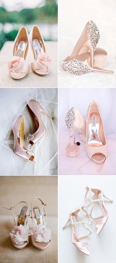 Favorite Wedding Shoes For Every Budget and Bride – Badgley Mischka!