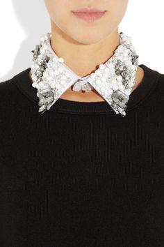 Gorgeous collar