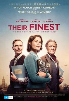 Image result for their finest--I really want to read the book and watch the film