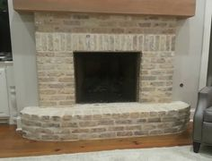 fireplace before baby proofing