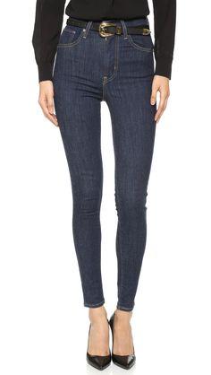 eb16f183c9b Levi S Vintage Clothing Mile High Super Skinny Jeans - Lunar Rinse