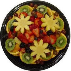 fruit tray arrangements - Bing Images