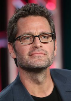 Actor Peter Hermann speaks onstage during the TV LAND - Younger panel as part of the Viacom portion of This is Cable 2016 Television Critics Association Press Tour at Langham Hotel on January 6, 2016 in Pasadena, California.